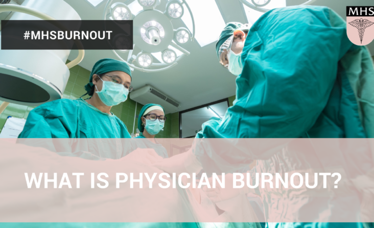 What is Physician Burnout