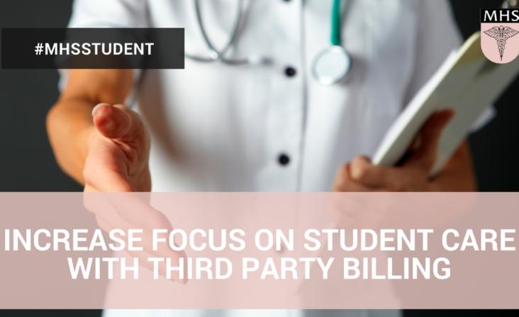 student health billing