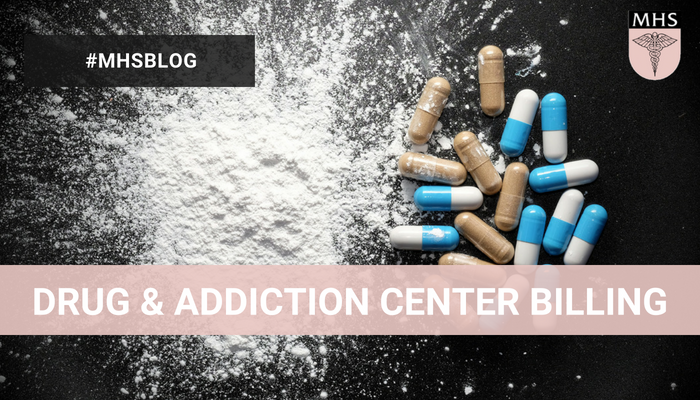 Drug & Addiction Center Billing