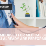 Get reimbursed for medical services