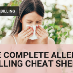The Complete Allergy Billing Cheat Sheet