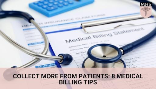 8 medical billing tips